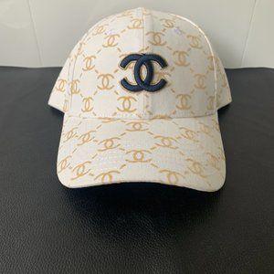 Chanel baseball cap